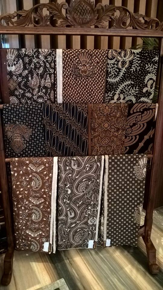 Batik fabric from indonesian culture to worldwide