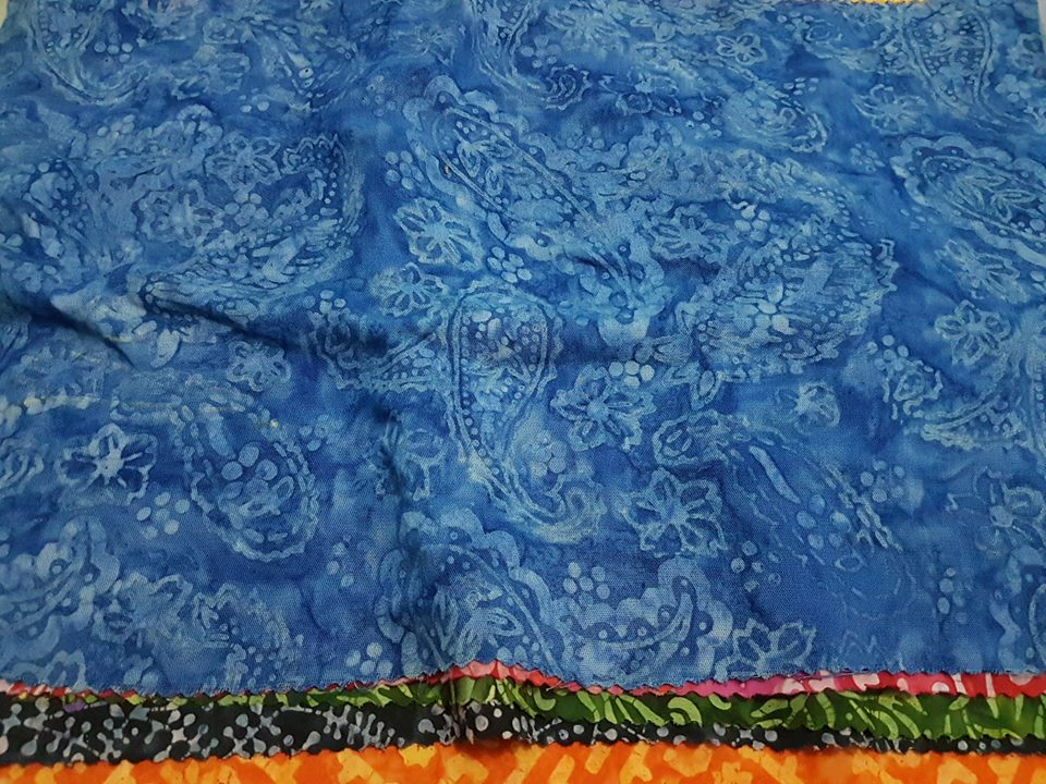 Batik fabric sale with low price