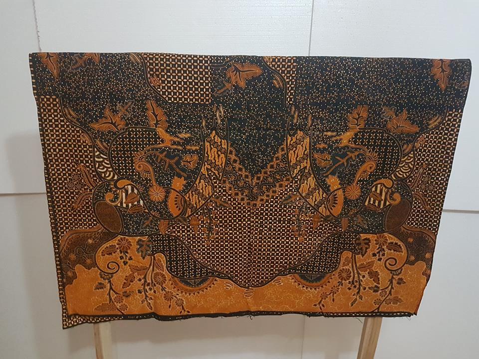 Buy batik fabric ( Tulis )