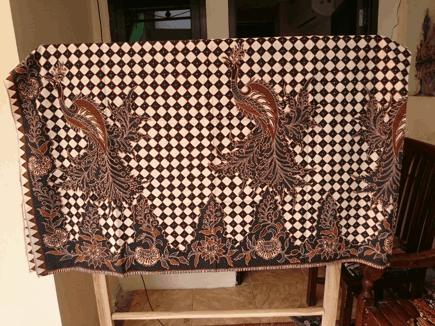 Batik sarong Guadalajara