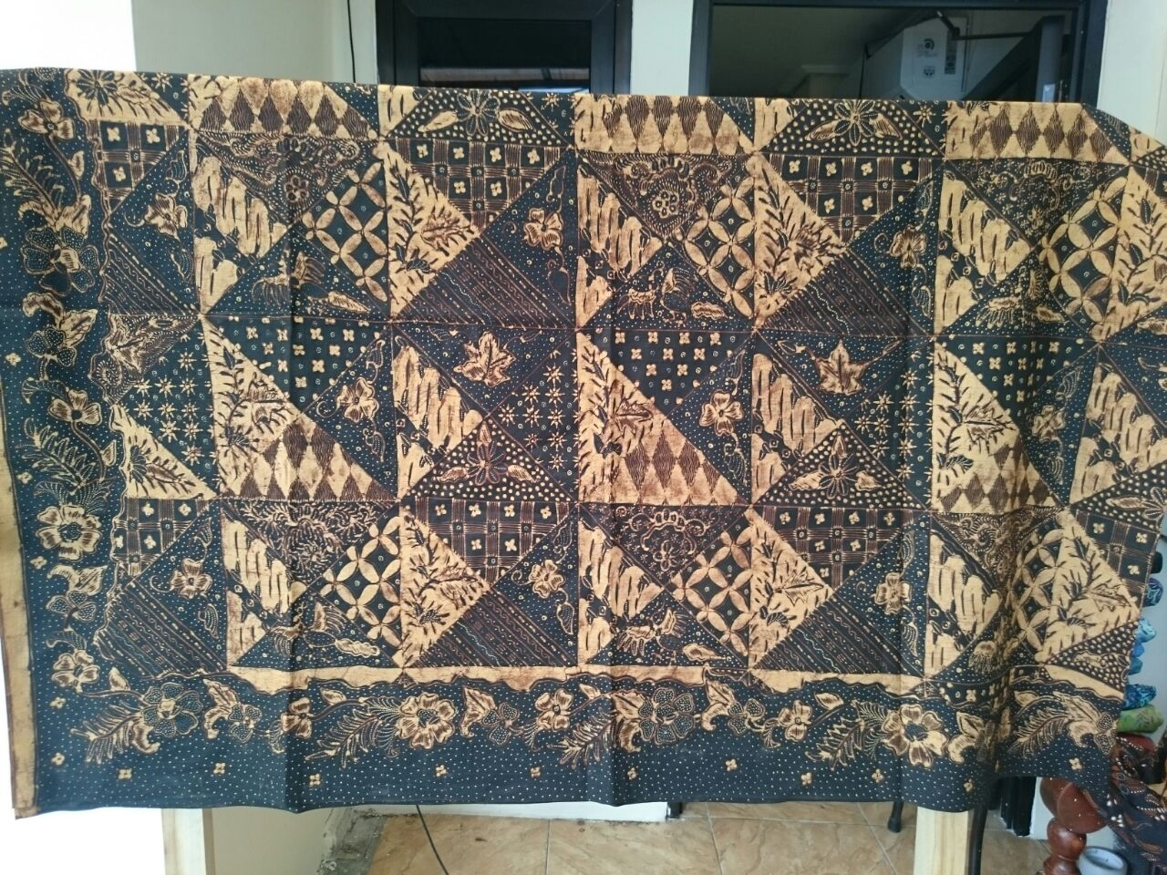 Batik sarong Jakarta
