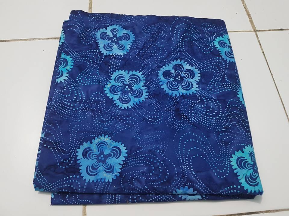Batik sarong Madrid, spain