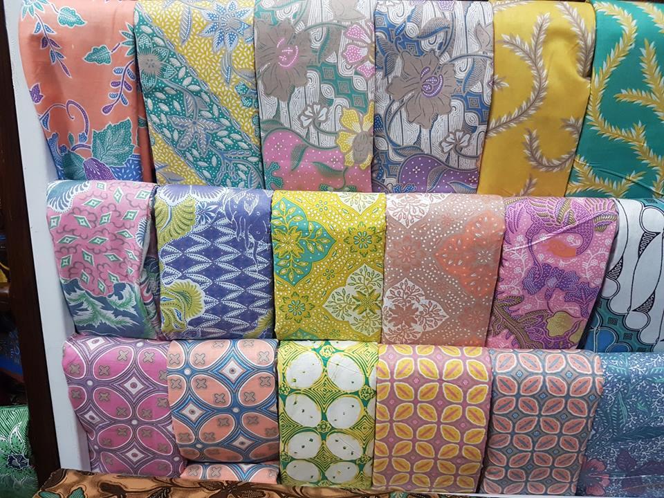 Batik sarong Recife Brasil