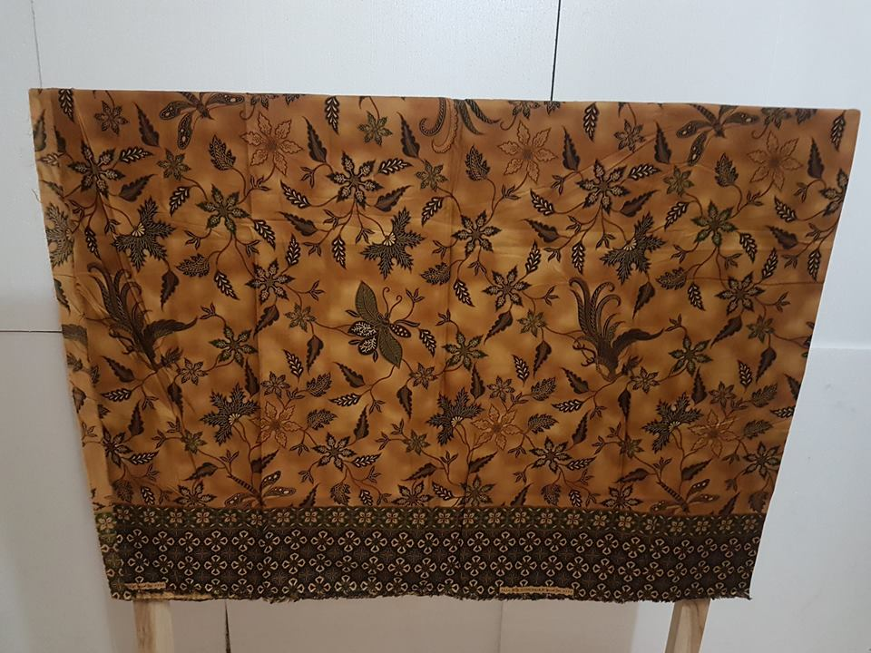 Batik sarong Sydney Australia with original handmade