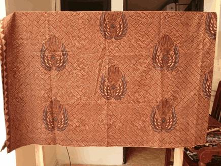 Batik sarong Tokyo