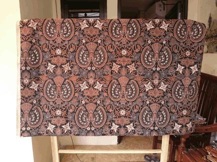 Batik sarong Zurich