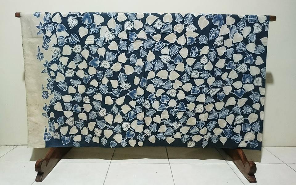 Batik fabric Bangkok Thailand
