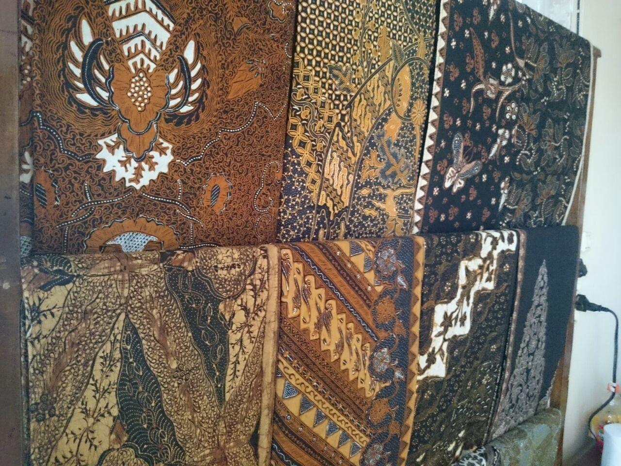 Batik wholesale with 100 % cotton fabric