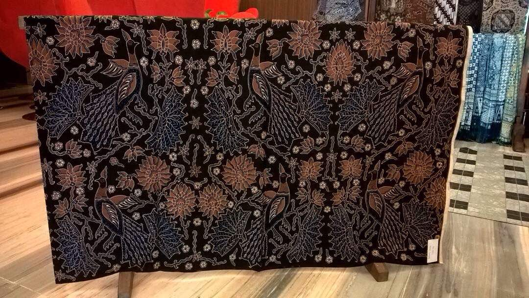 Batik Fabric Jogja Online using canting technique
