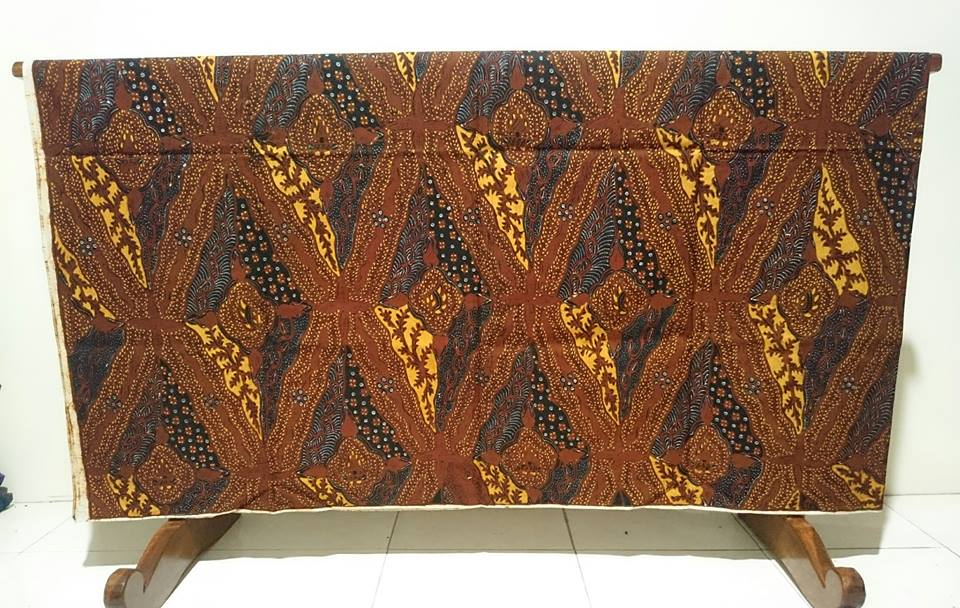 Batik Tulis classic at batikdlidir