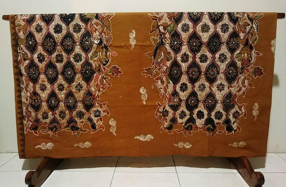 Indonesia batik tulis jambi