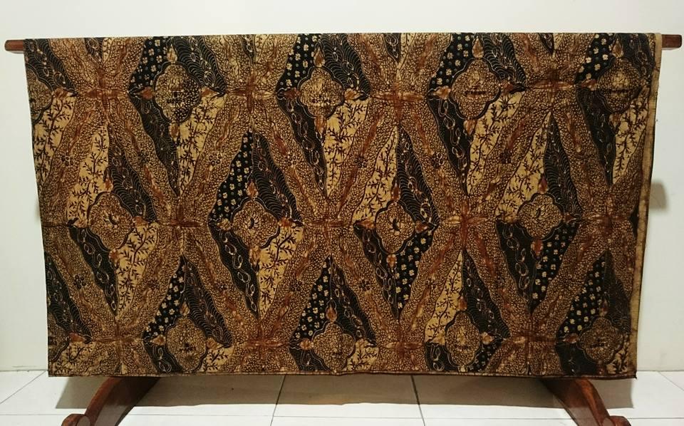 Traditional Batik Tulis Jawa