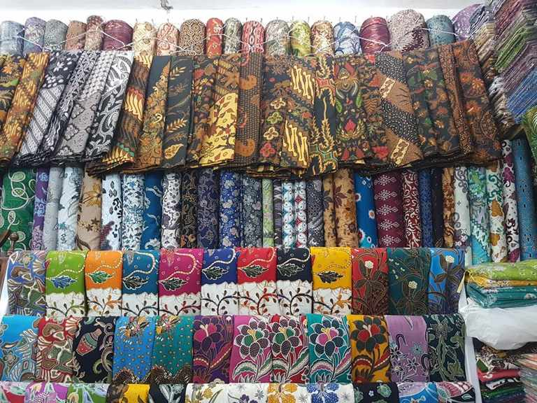 Batik fabric store completly for you