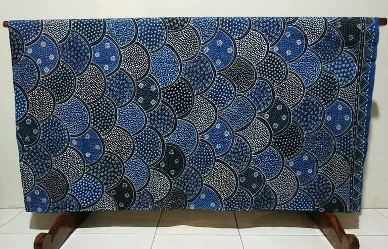 Batik fabric store for canting or tulis 1