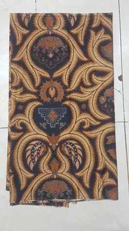Batik fabric store for sarong