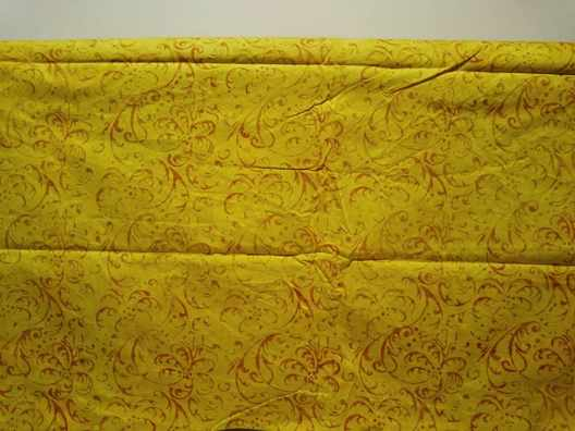 Batik fabric tablecloths with gradation pattern
