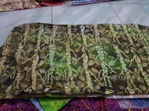 Is Batik fabric 100 cotton for tie dye