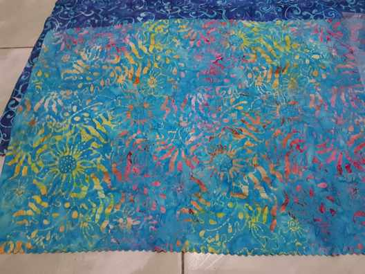 Introduce of Batik Fabric Sale with low price for stamp and sarong