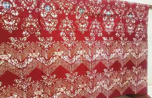 Batik fabric wholesale Changzhou China