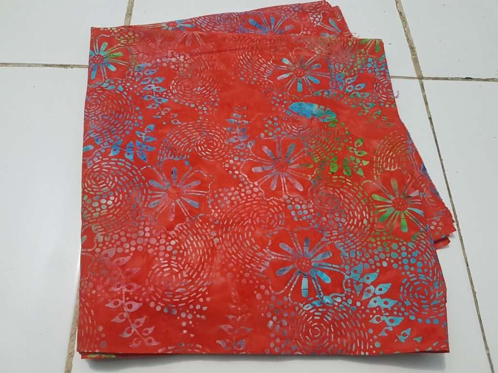 Batik fabric wholesale Paris France