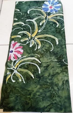 Batik fabric Thailand