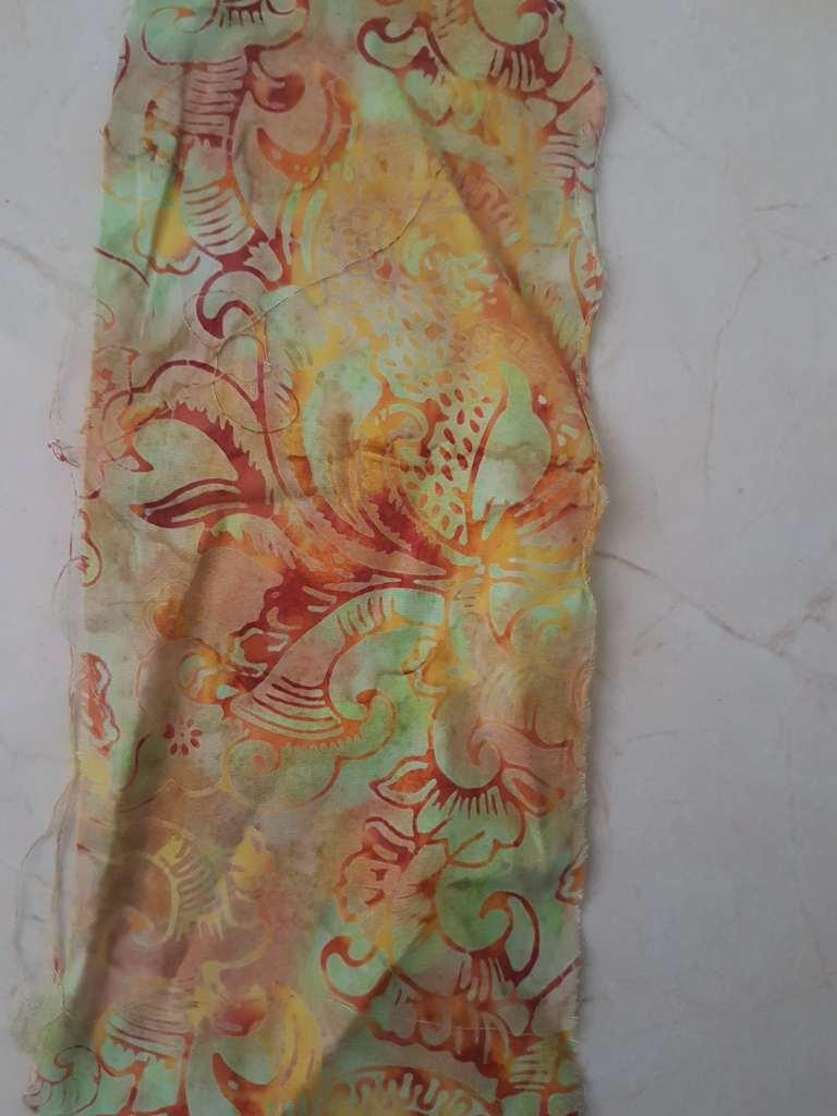 Batik fabric wholesale Barcelona Spain