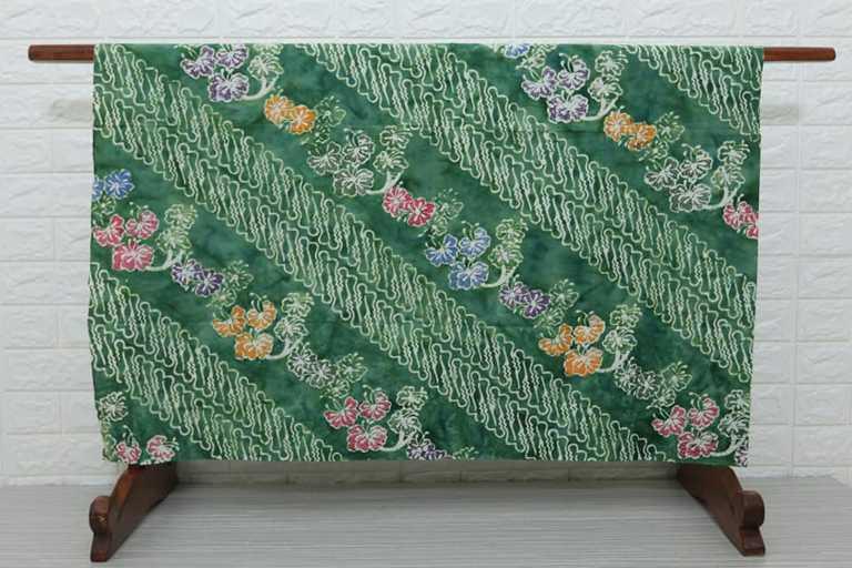 Batik fabric Singapore
