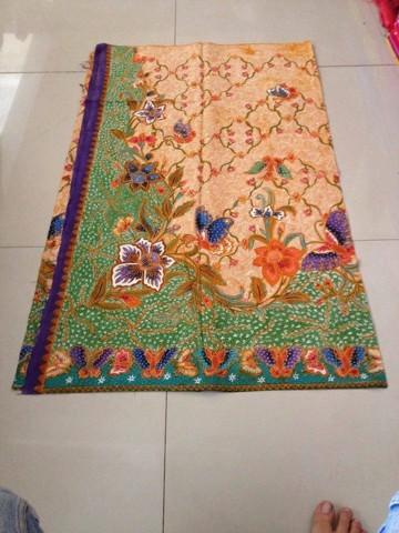 Antique batik sarong