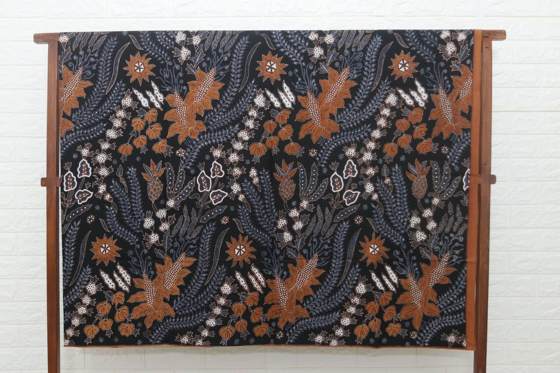 Batik fabric in bali