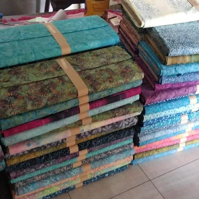 Batik fabric on sale quality number one in USA