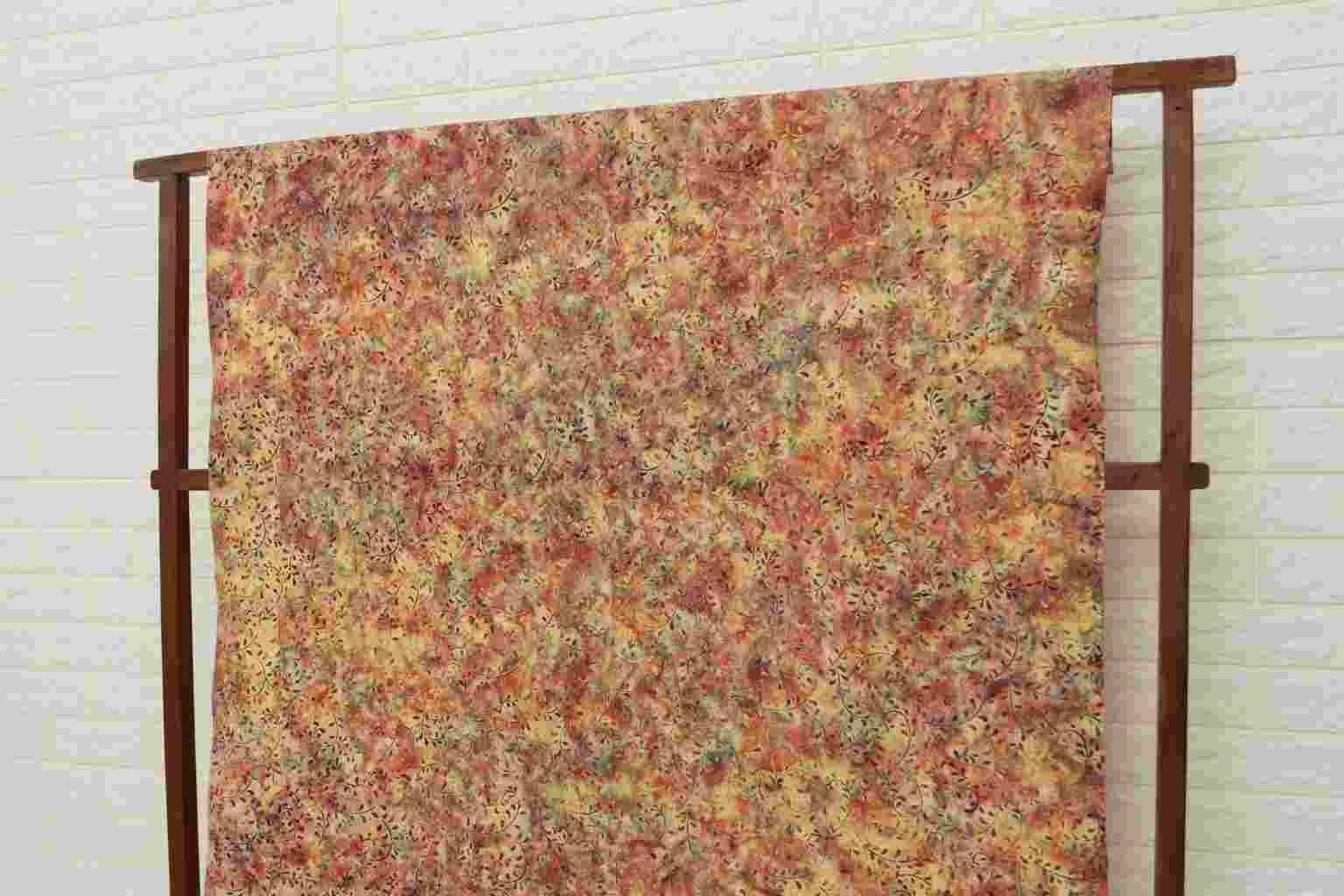 Batik fabric for quilting Singapore