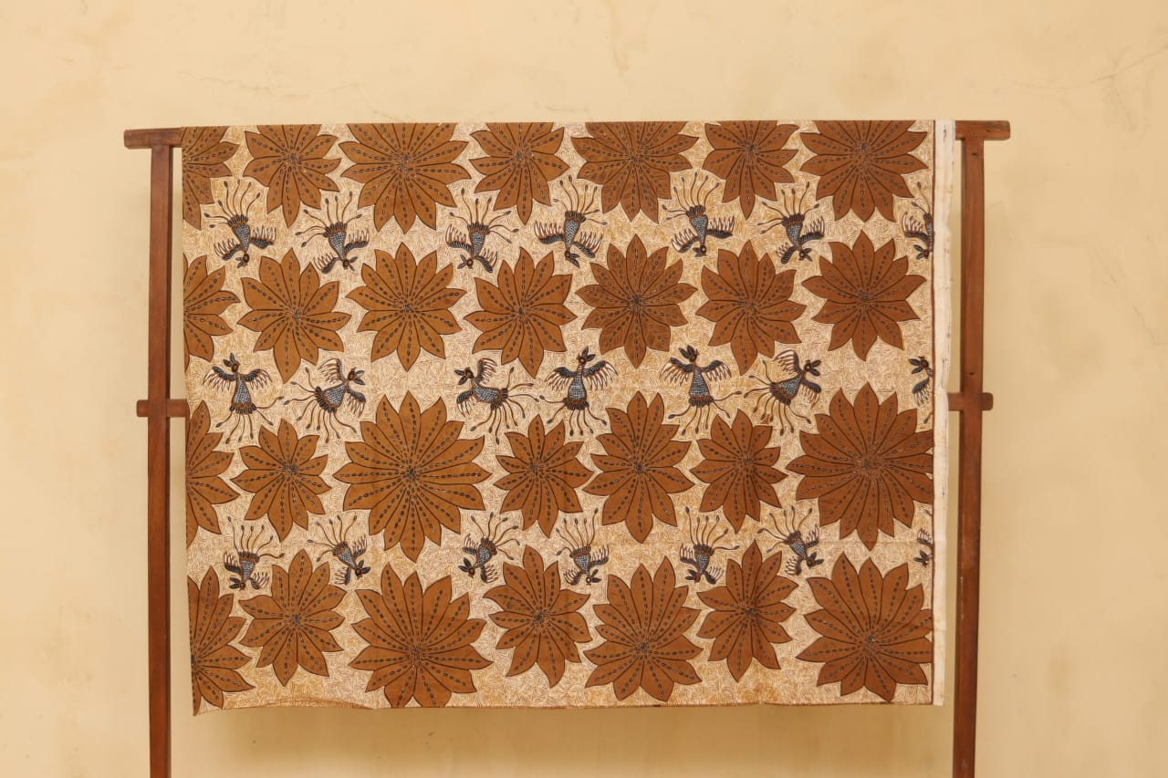 How is made batik fabric in Afganistan wih the best quality