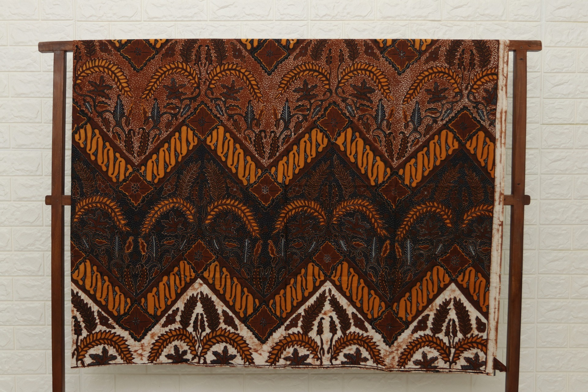 What is Batik Fabric San Marino from Indonesia