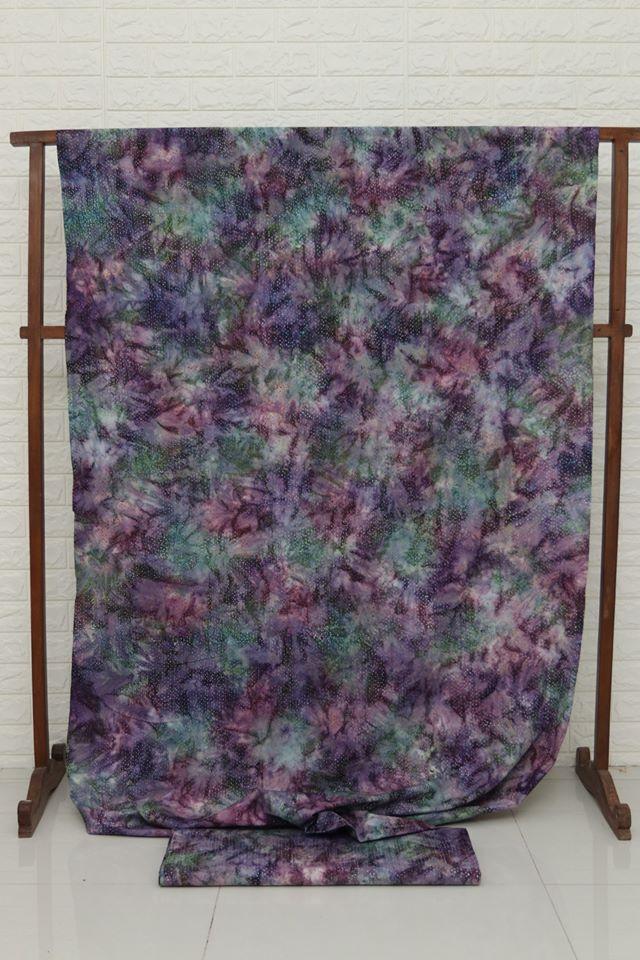 Hand dyed batik fabric Australia at Batik Dlidir