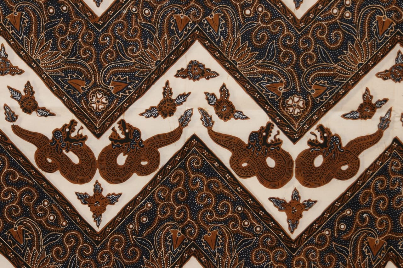 Asian Batik fabric in Turkey from Indonesia