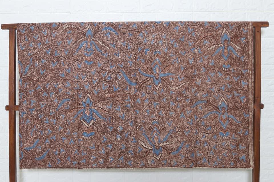 Pisang Bali Pattern Batik Dlidir