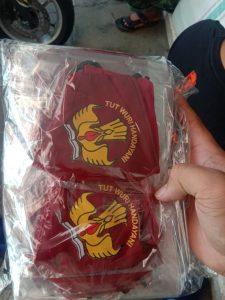 Masker Kain Harga Termurah Motif Custom Rp1.800,-